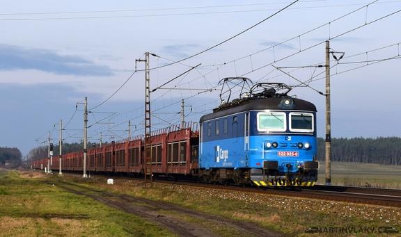 122.025 - Kolín / Veltruby