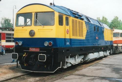 Lokomotiva T499.0002